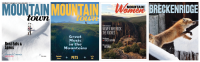 We are Colorado's Mountain Town Magazine's